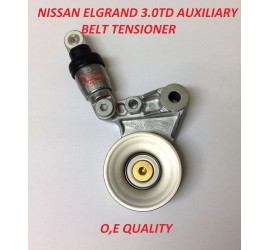 Compatible With Nissan Elgrand E50 3.0TD 1997 - 2002 Auxiliary Belt Tensioner