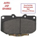 300ZX FRONT BRAKE PADS