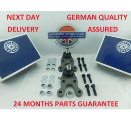 MITSUBISHI DELICA 3.0i V6 2.8DT LOWER BALL JOINT KIT 24 MONTHS GUARANTEE