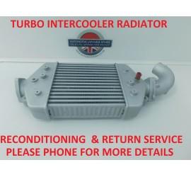 INTERCOOLER RECON & RETURN SERVICE