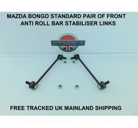 Mazda Bongo 2.0 & 2.5V6 Petrol 95-05 Front Anti Roll Stabiliser Bar Links x 2