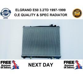 E50 3.0TD 3.3i 3.5i RADIATOR