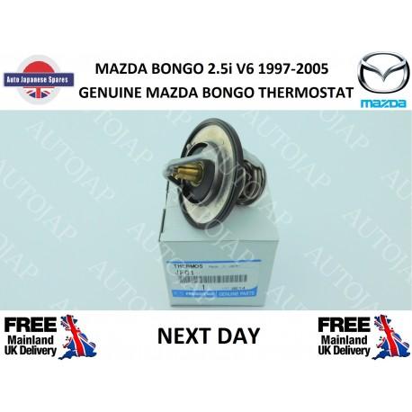 MAZDA BONGO 1995 - 2006 2.5V6 GENUINE PETROL THERMOSTAT AJU592002