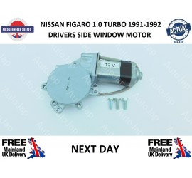 FIGARO DRIVER SIDE WINDOW MOTOR