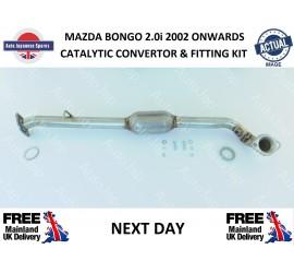 Bongo 2.0 1997-2002 Exhaust Catalytic Converter