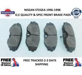 NISSAN STAGEA FRONT BRAKE PADS 1996-1998 AJU143003